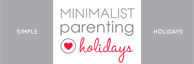 Introducing Minimalist Holidays